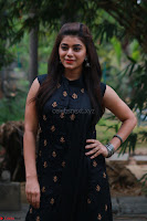 Actress Yamini Bhaskar in a Tight Black Sleeveless Dress ~  Exclusive 40.JPG