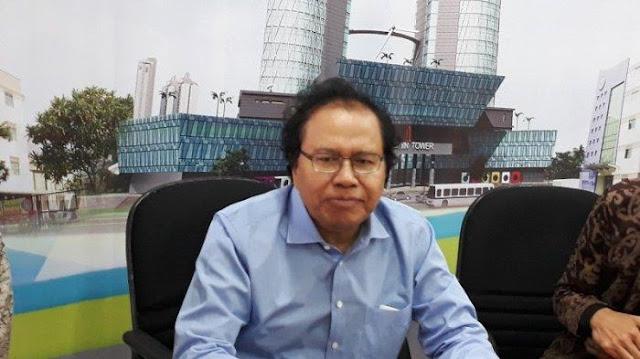 Rizal Ramli 'Kepret' Kebijakan Ekonomi 16, Warnet Saja Dikuasai Asing
