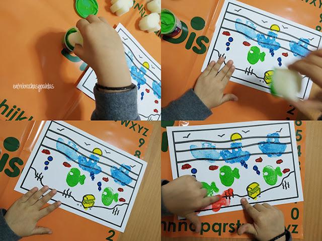 material escolar niños 3 años