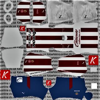 Chivas Home Kits DLS 2021