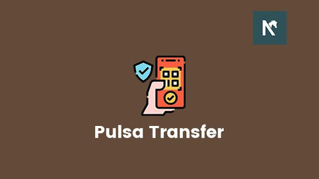 Isi Pulsa Transfer Online Termurah