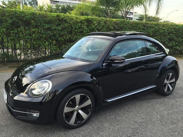 VW Fusca TSi DSG: fotos, informações e vídeo