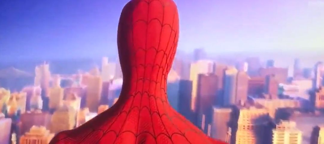 how to download spider man into the spider verse in hindi