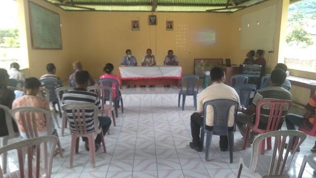 Memicu pertumbuhan Ekonomi Desa Kamubheka, Penguatan BUMDes Menjadi Penting