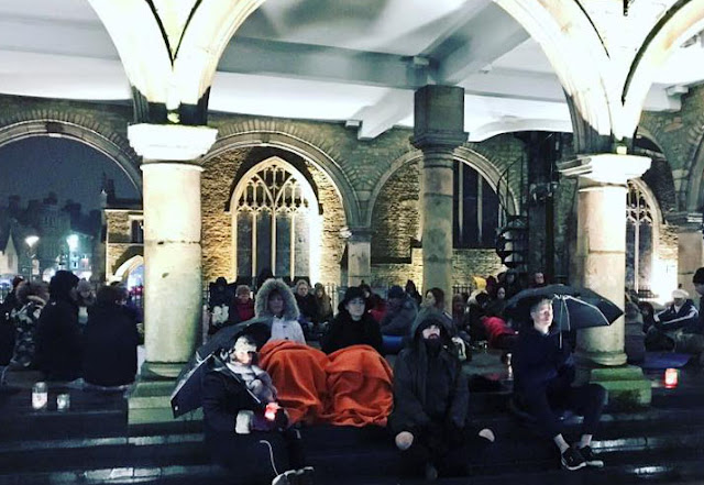 Soul Happy Wellbeing Centre's Flash Mob Mass Meditation