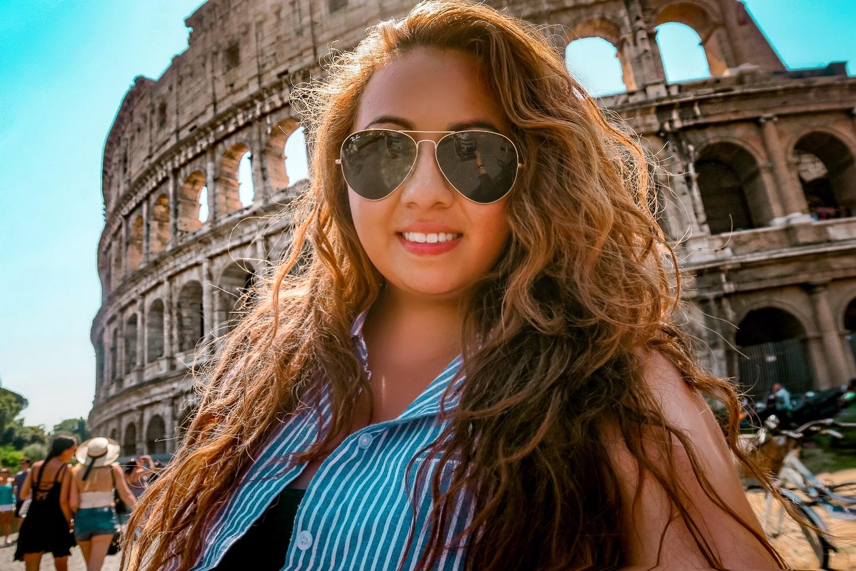 WanderlustBeautyDreams, Contiki Europe, Rome Italy, Latina Travel Blogger
