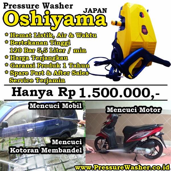 Pressure Cleaner Indonesia
