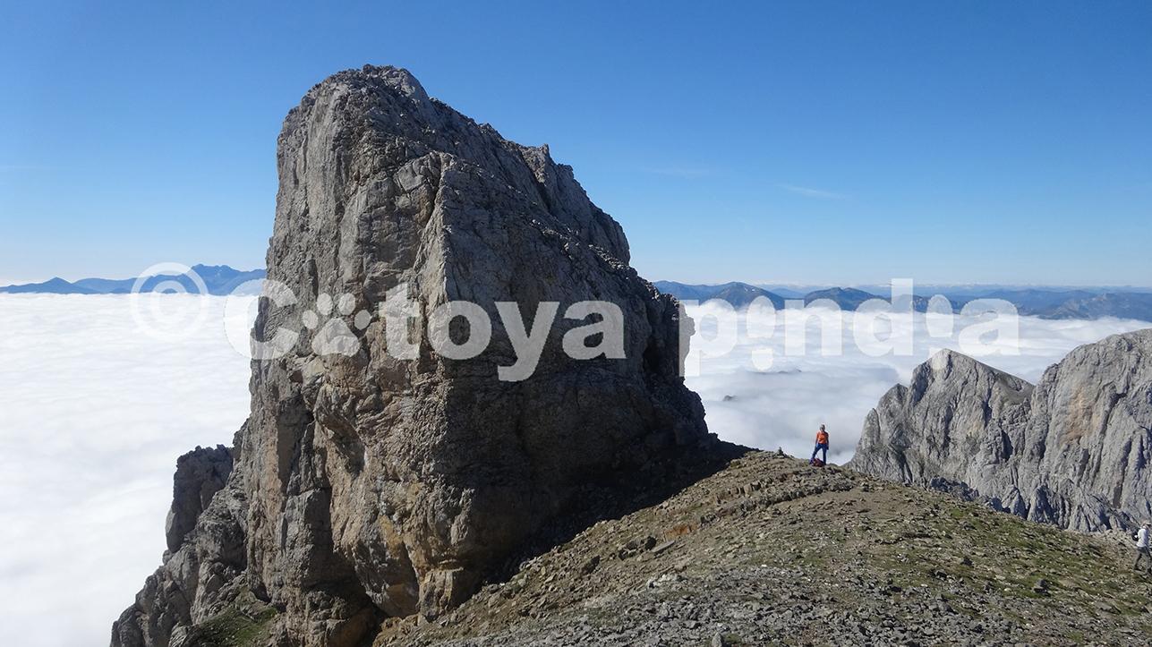 Rutas por el Macizo Oriental o de Andara en Picos de Europa