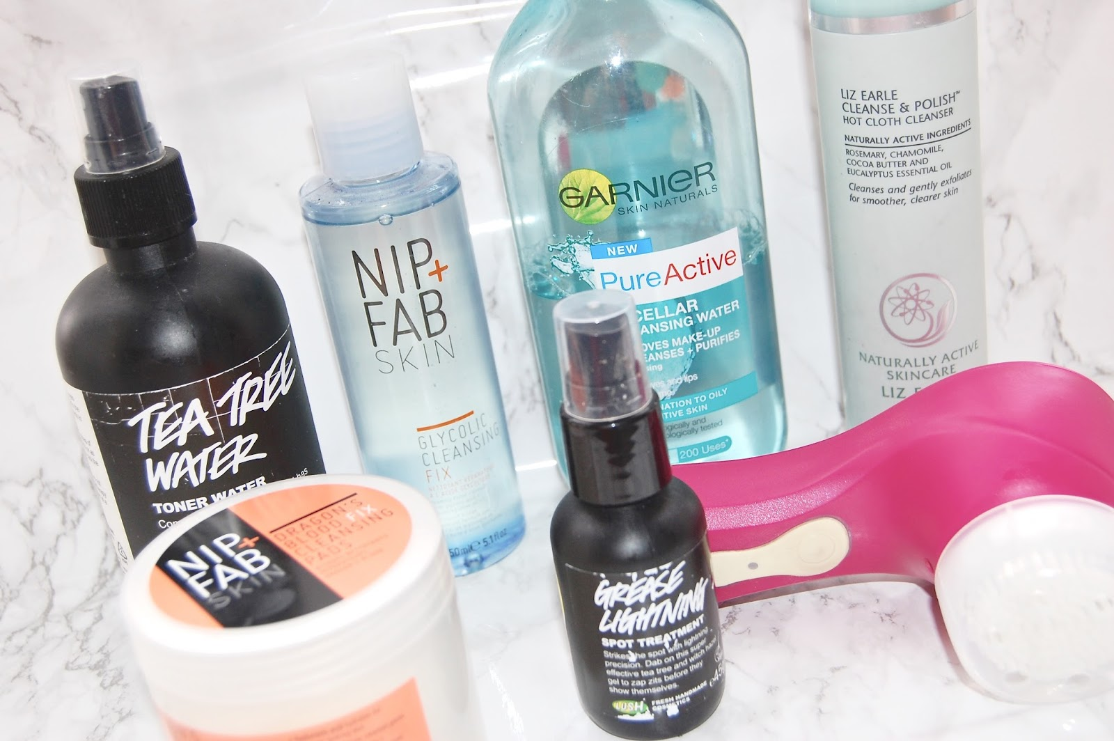 Read more on my evening skincare routine