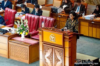 Sri Mulyani Paparkan Strategi Stabilitas Perekonomian Nasional