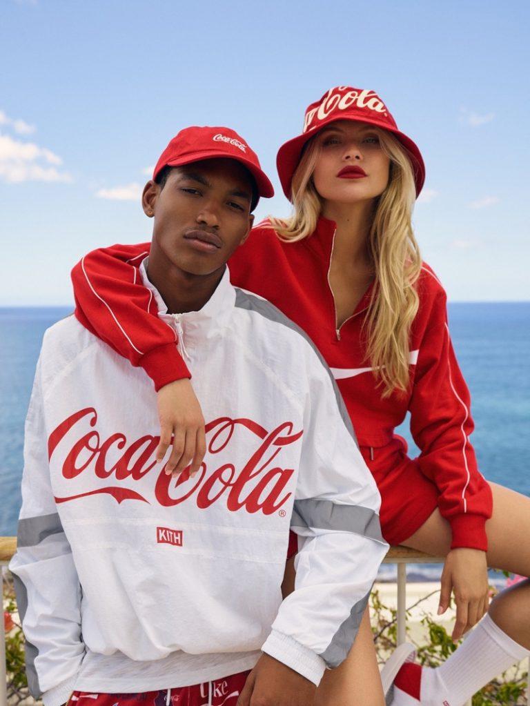 Kith x Coca-Cola Season 4 Campaign