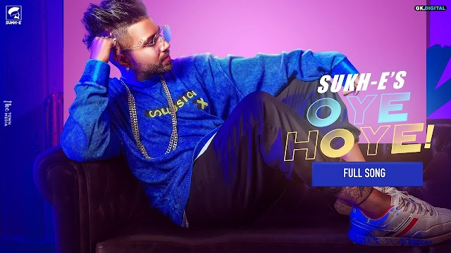 OYE HOYE LYRICS -  SUKHE - MELLOW D