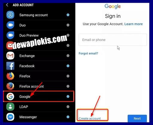 Cara Membuat Akun Gmail Tanpa No HP dan Verifikasi Email