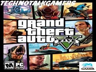Download GTA 5 Highly Compressed (54 MB)