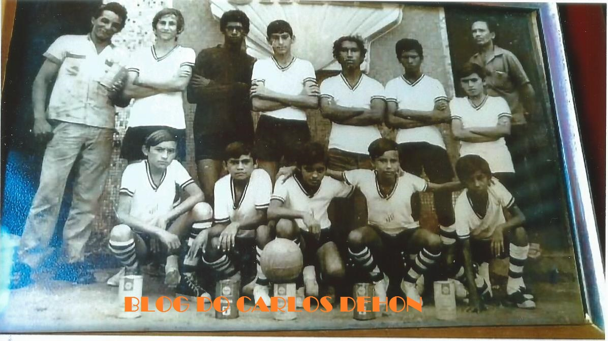 72e65c01a8 ... 97 de Acopiara registro aqui um time mágico dos anos 70 que fez  historia nos gramados da região. O SHELL era uma homenagem ao posto Zé  Colares Moreno