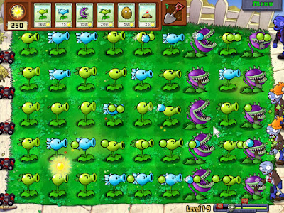 Plant VS Zombie