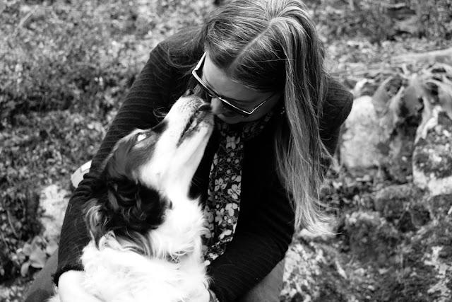 Bodger kisses Zazie