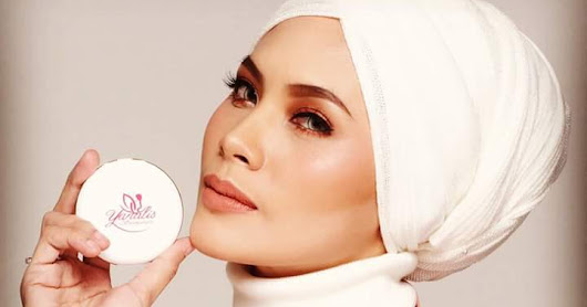 Compect Powder 2 way care Telaris 2016 Keluaran Yanalis Signature Skincare