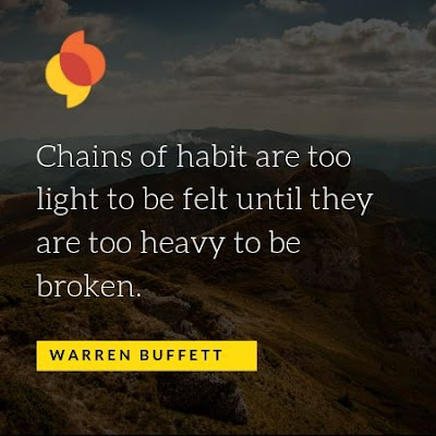Warreb Buffett Motivational Quote