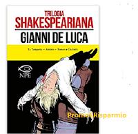 """Logo Edizioni NPE : vinci gratis una delle copie della """"Trilogia Shakespeariana"""""""