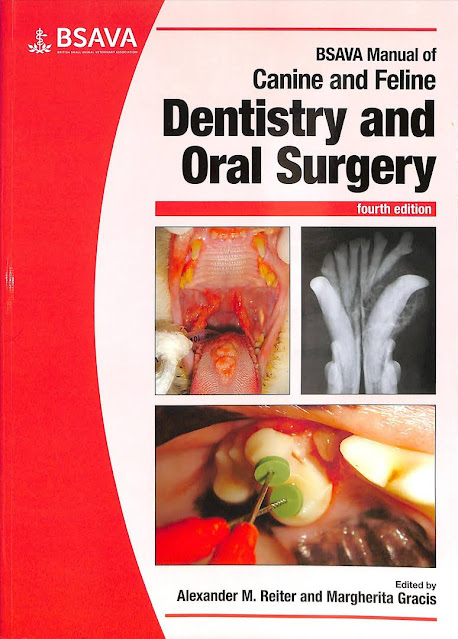 BSAVA Manual of Canine and Feline Dentistry and Oral Surgery 4th Edition - WWW.VETBOOKSTORE.COM