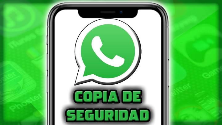 Cómo hacer correctamente una copia de seguridad en WhatsApp 2021