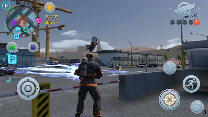 Download Gangstar Vegas mafia game MOD APK Terbaru