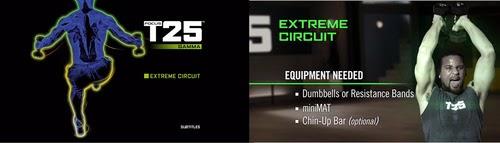 Review Focus T25 Português - Gamma Extreme Circuit