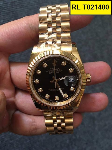 Đồng hồ đeo tay Rolex T021400