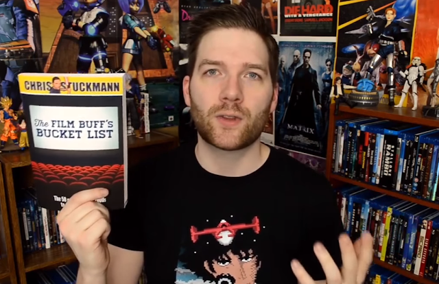 chris stuckmann film buff's bucket list