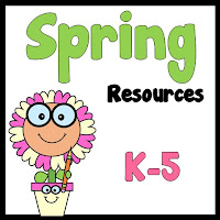 Spring Ideas for the Classroom