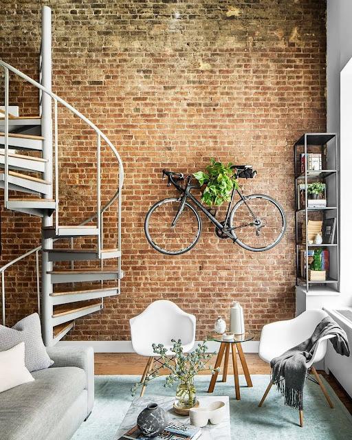 Cara Membuat Dinding Unfinished (Berkesan Klasik & Unik)