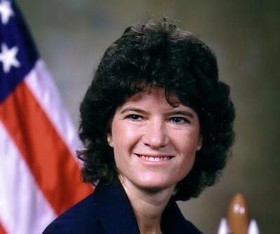 Σαν σήμερα … 1951, γεννήθηκε η Sally Ride, πρώτη Αμερικανίδα αστροναύτης.