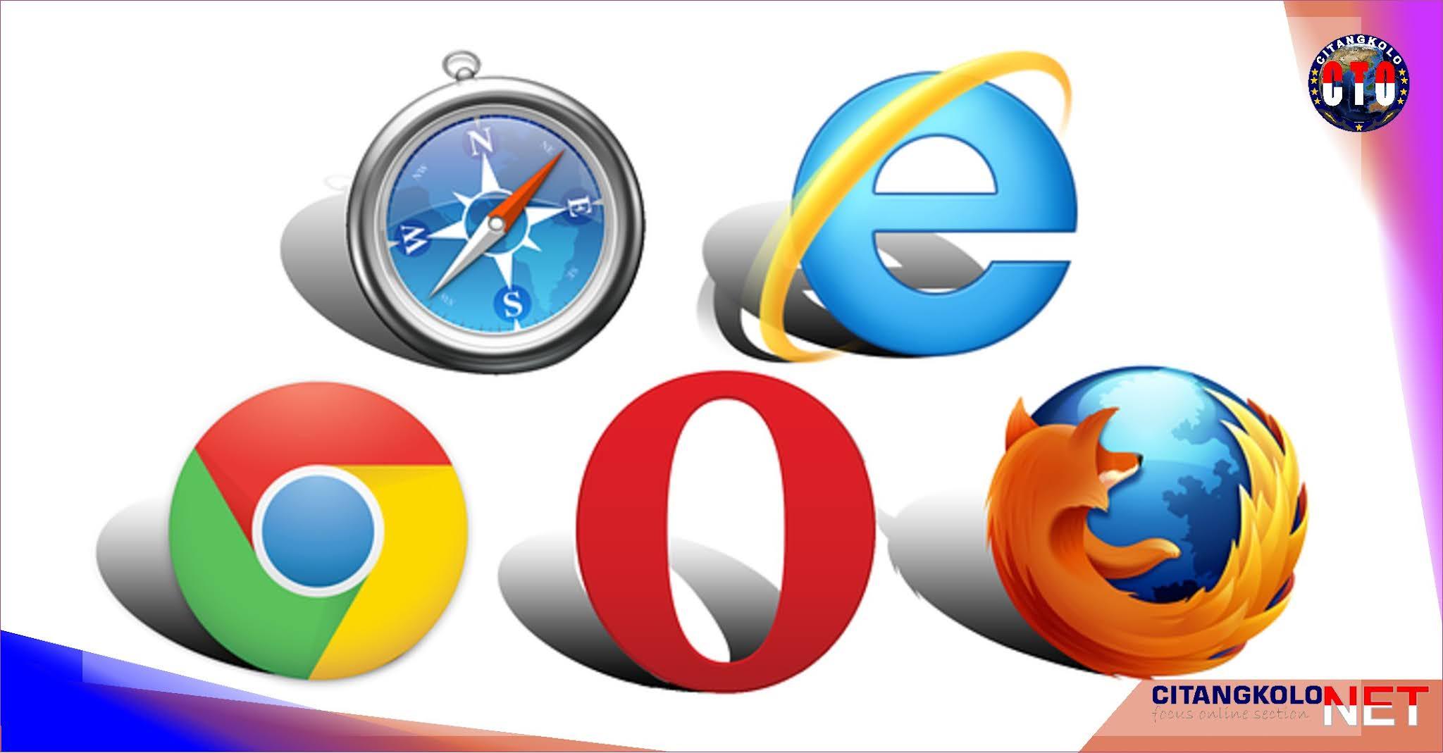 Browser Aman terbaik