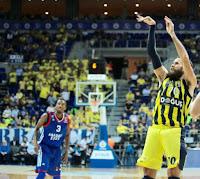 Fenerbahçe Euroleague 3 sayı kralı