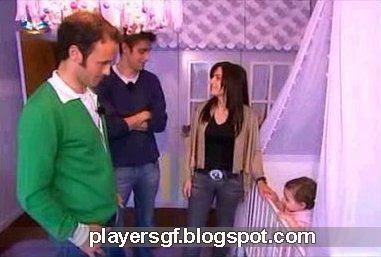 Ricardo Carvalho's family