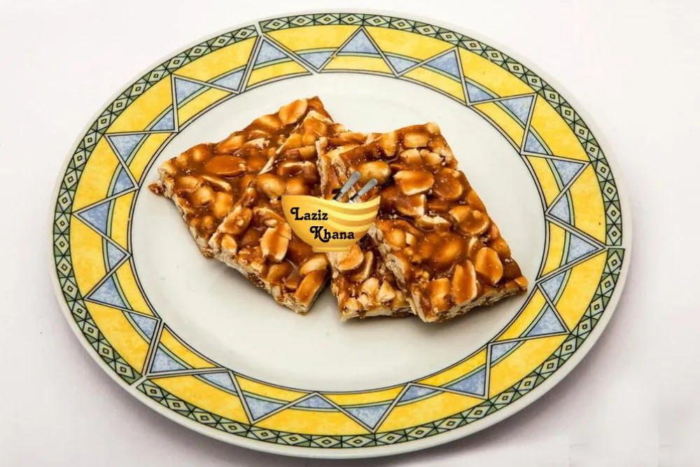 Peanut Chikki Recipe in Hindi