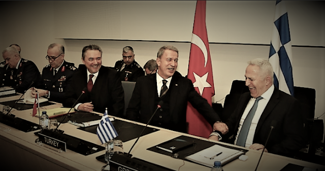 """Ελληνοτουρκικά ΜΟΕ – επικίνδυνες """"συναναστροφές"""""""