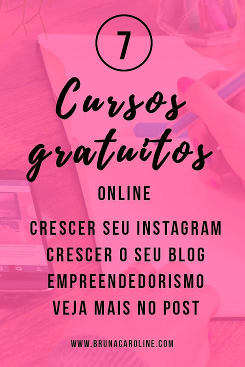 Cursos gratuitos e online para blogueiras e empreendedoras