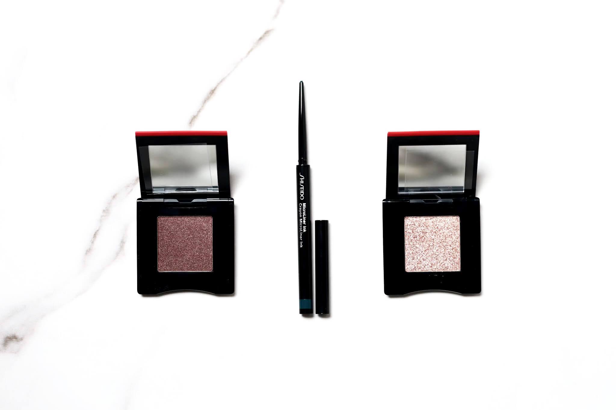 Shiseido Pop Powdergel fard paupières microliner ink