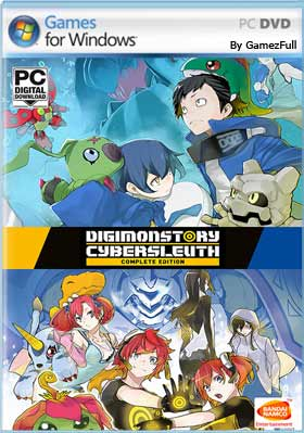 Digimon Story Cyber Sleuth PC Full