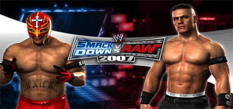 تحميل لعبة WWE 2007