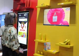 Games Mindwave di booth IM3 Ooredoo