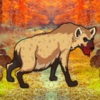WowEscape Save the Hyena