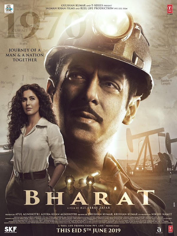 Bharat 2019 Hindi Full Movie Watch Online In Hd Print Salman Khan Katrina Kaif