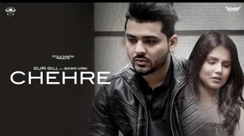 Chehre Lyrics – Guri Gill ft. Simmi Virk