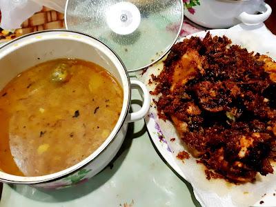 Nasi Ayam Special Dari Orang Bujang