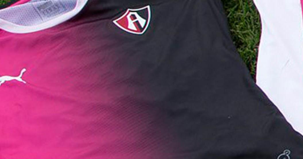 878aa27e53d Discount Pink Puma Chivas, Club Atlas, Rayados Monterrey, Santos Laguna and  Querétaro 2016 Kits Released