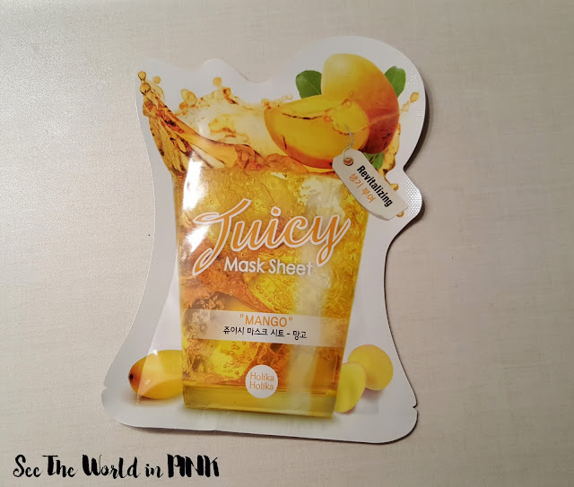 Holika Holika Mango Sheet Mask