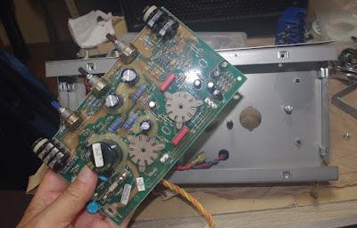 removing Printed Circuit Board